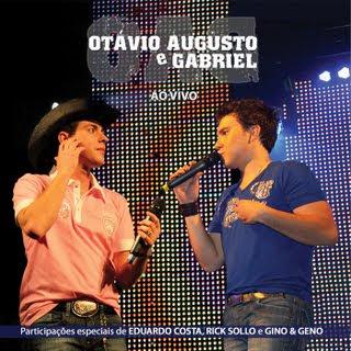 Baixar CD oaegaovivo2011capa Otávio Augusto e Gabriel   Ao Vivo (2011)