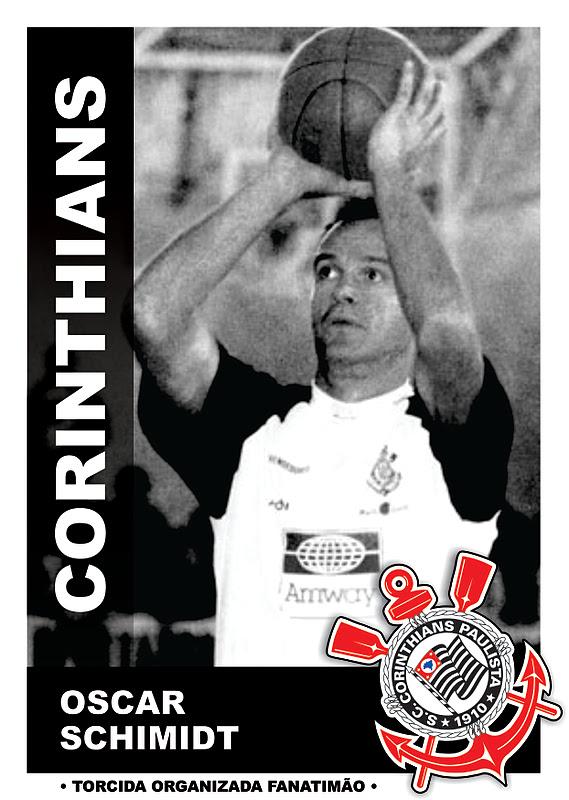 FANATIMÃO NEWS  Corinthians vai fazer homenagem à Oscar Schmidt 519226875c337