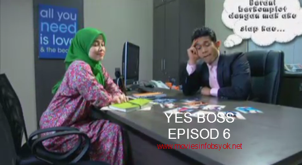 Tonton Yes Boss 2014 Full Episod 6
