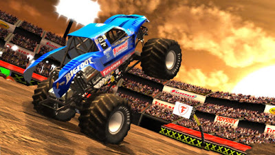 Monster Truck Destruction 2.65 APK – Game Balapan Untuk Android