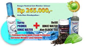 Ampuh Rahasia Herbal Black Tea Promix di jakarta