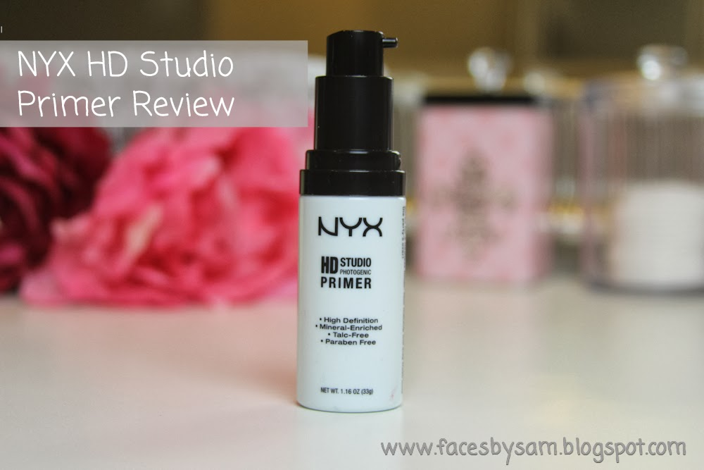 NYX HD Studio Primer Review