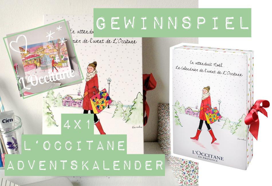 L'Occitane Adventskalender 2014