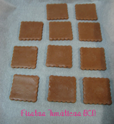 receta galletas chocolate