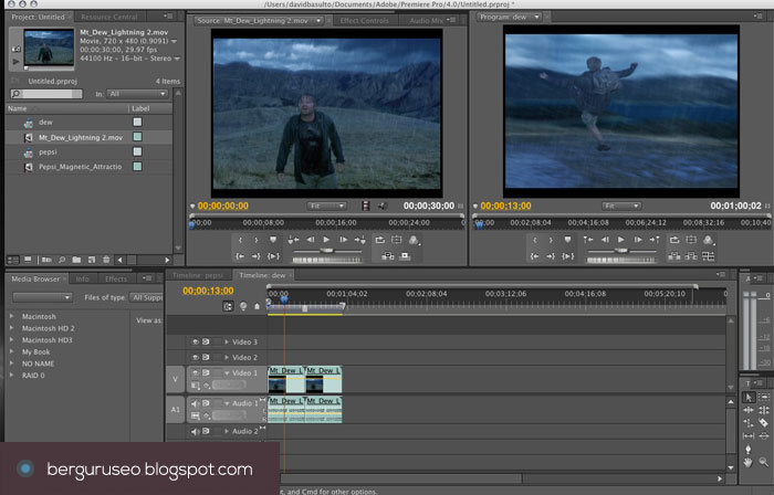 Aplikasi Edit Video Adobe Premiere Pro
