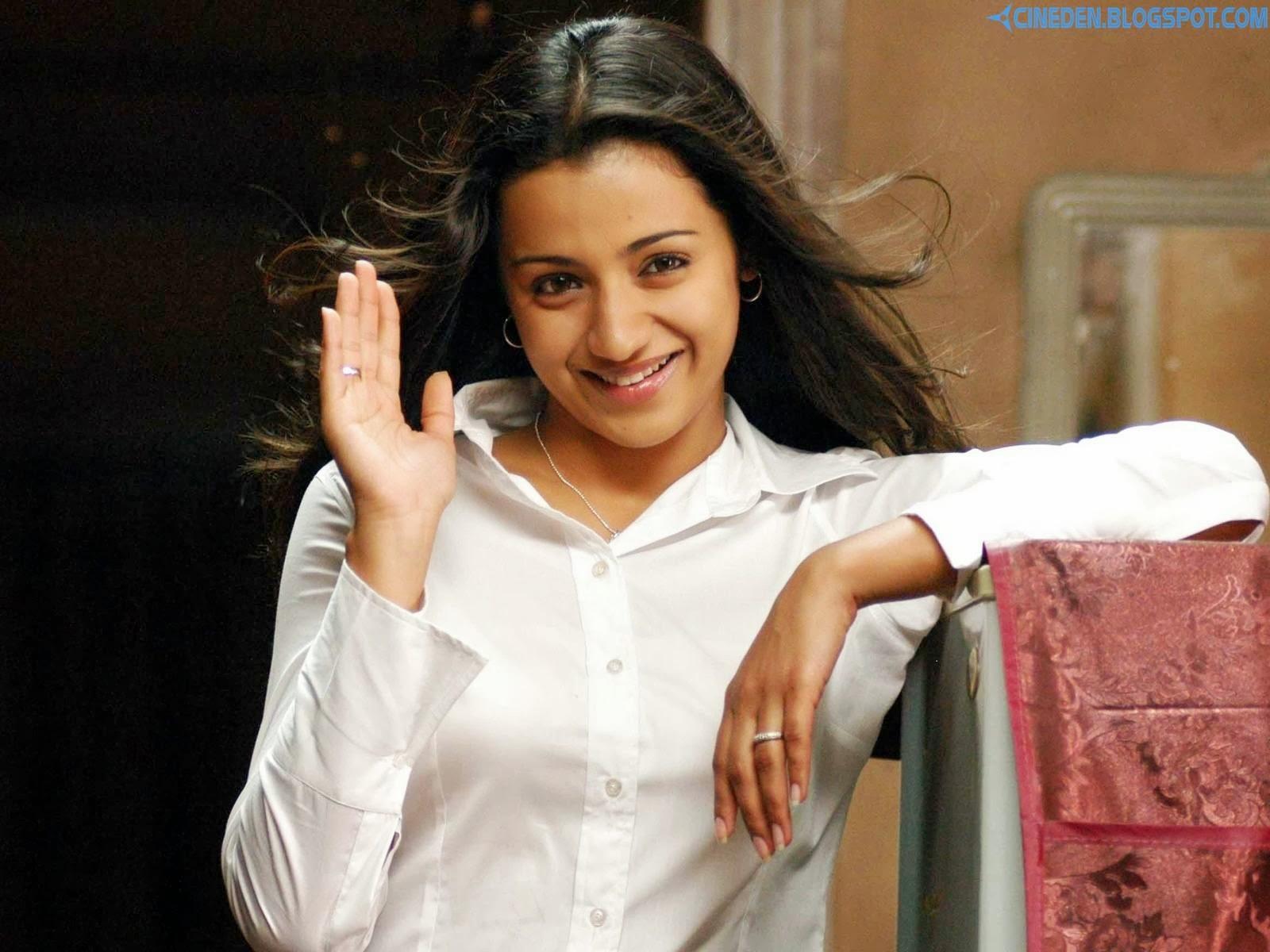 Trisha Krishnan Profile - CineDen