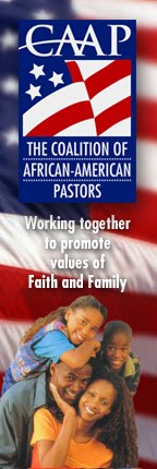 Coalition of African American Pastors say civil rights is hijacked