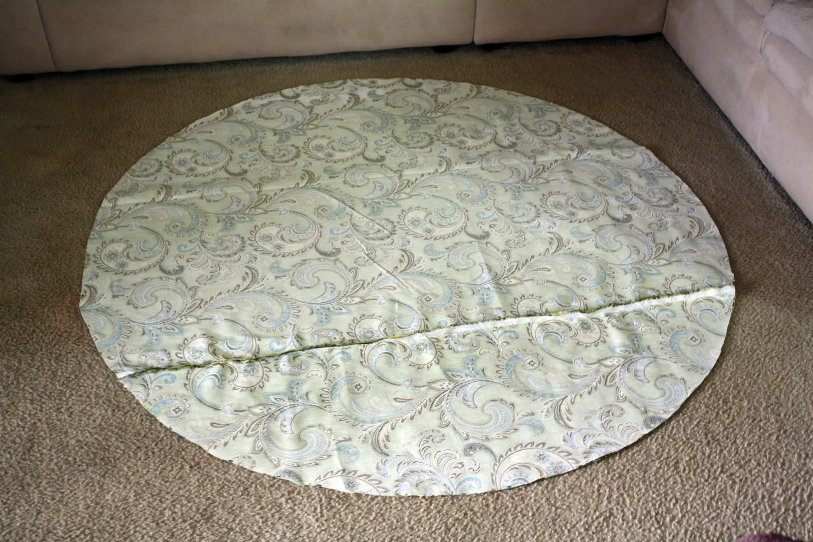 Papasan8 - How You Can Attend Big Round Cushion With Minimal Budget