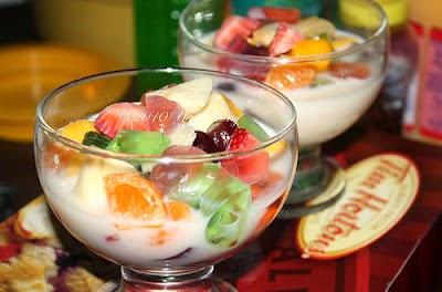 Buka Puasa, Puasa, Makanan Manis, Dessert, Makanan Sehat, , Sop Buah