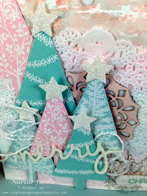 Narelle Fasulo - Independent Stampin' Up! Demonstrator - Festival of Trees