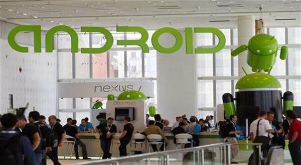 Android Sudah Kuasai 81 Persen dalam Pasar Smartphone