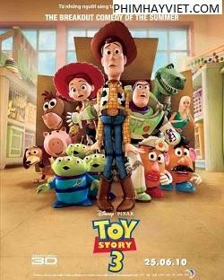 Câu Chuyện Trò Chơi Toy Story Of Terror - Phim Hoạt Hình 2013