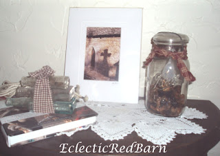 mason jar, display of mason jar, fall mason jar, wiring a mason jar