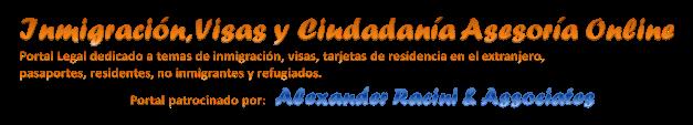 Inmigración, Visas y Ciudadanía Asesoría Online