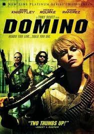 Domino – A Caçadora de Recompensas Dublado