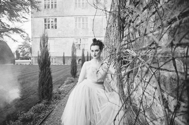 alexandra king tulle ball gown