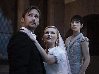 Escena de la película Melancolía, de Lars Von Trier, ganadora en los Premios del Cine Europeo 2011