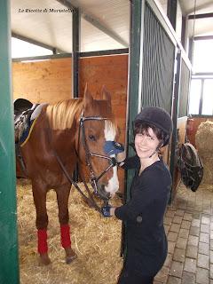 la mia passione per il cavallo