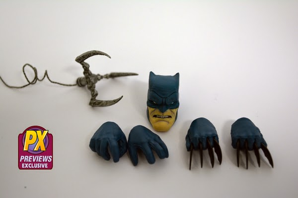 Mezco/One:12 Collective - Batman The Dark Knight Returns figure - Previews/Diamond Exclusive