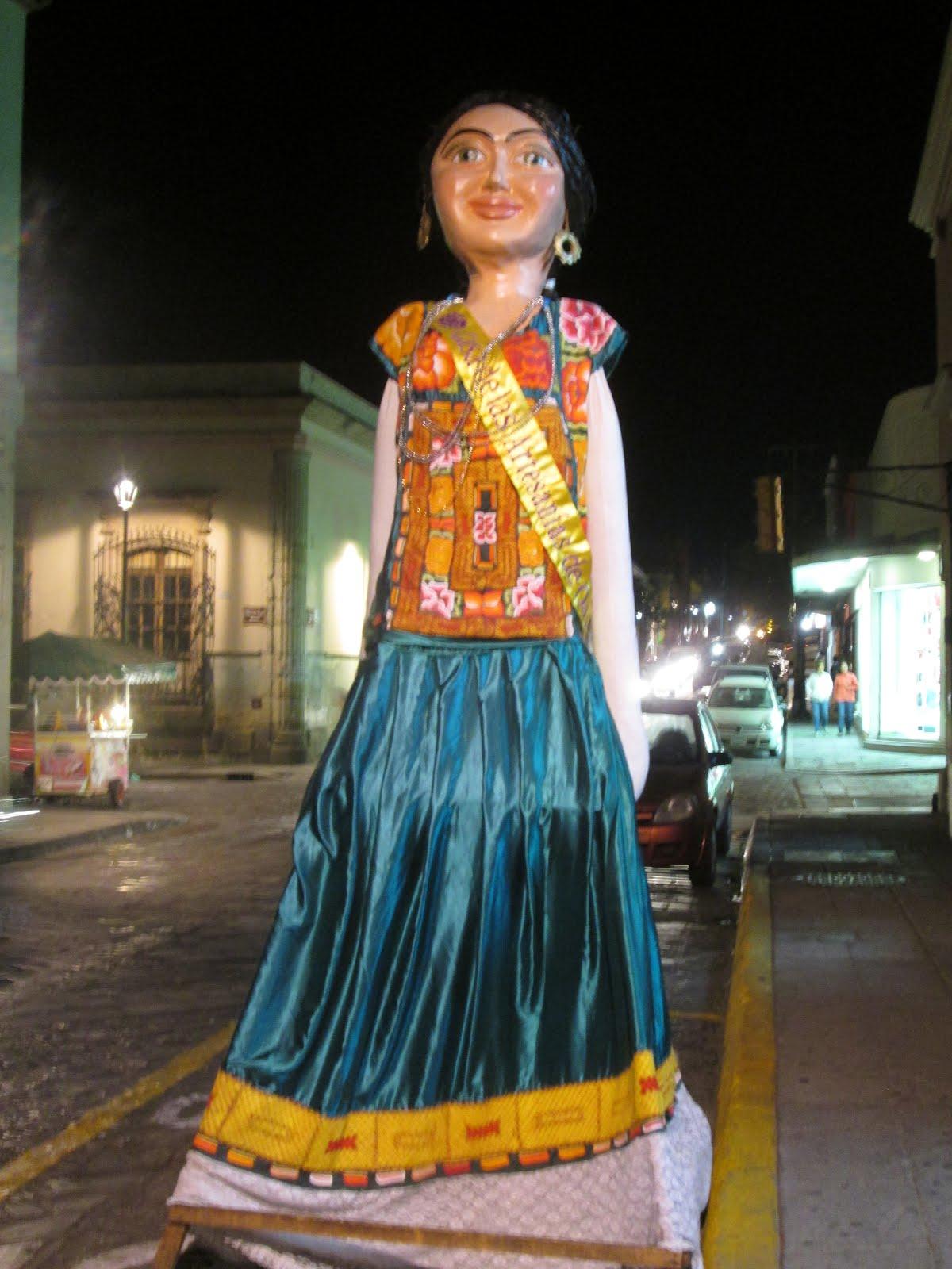 Alebrije in Oaxaca