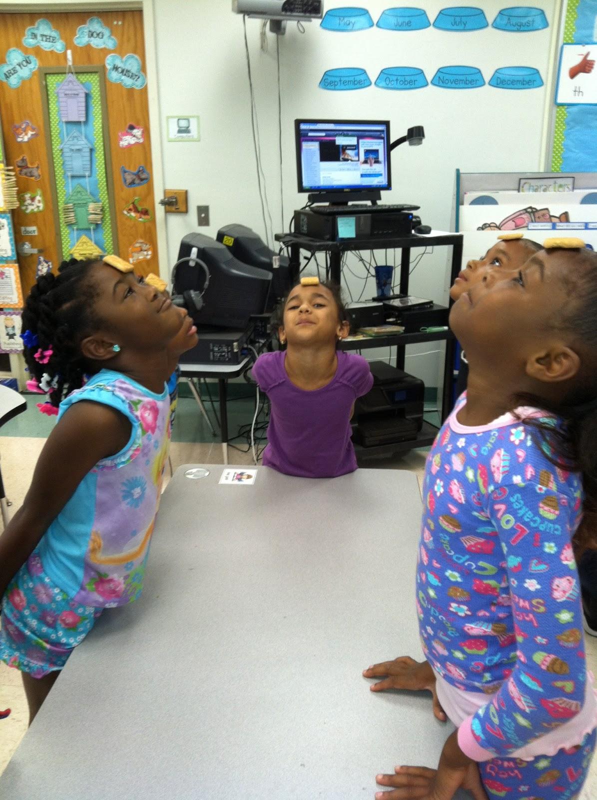 Sweet Kindergarten: Minute To Win It!