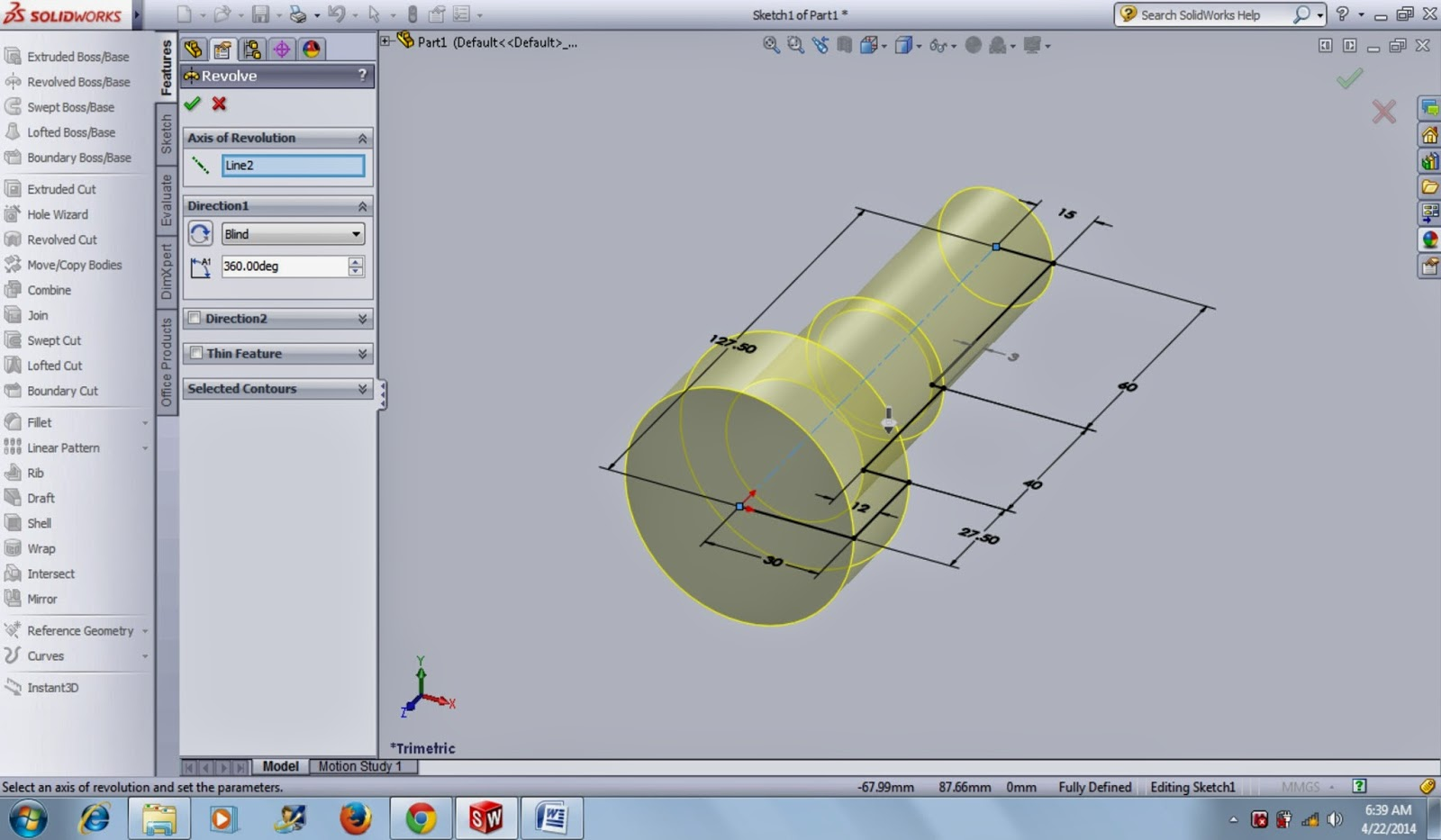 Solidworks tutorial, free download ebook and online training: Sketch ...