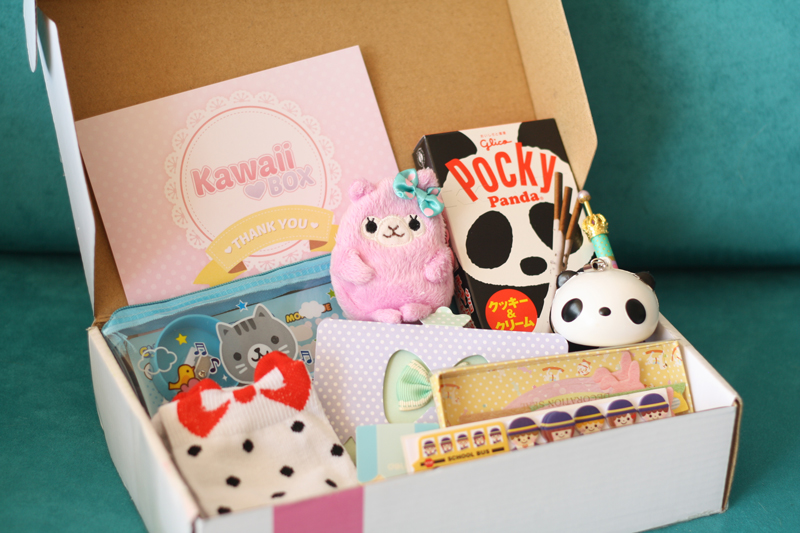 kawaiibox-review-chile-kawaii