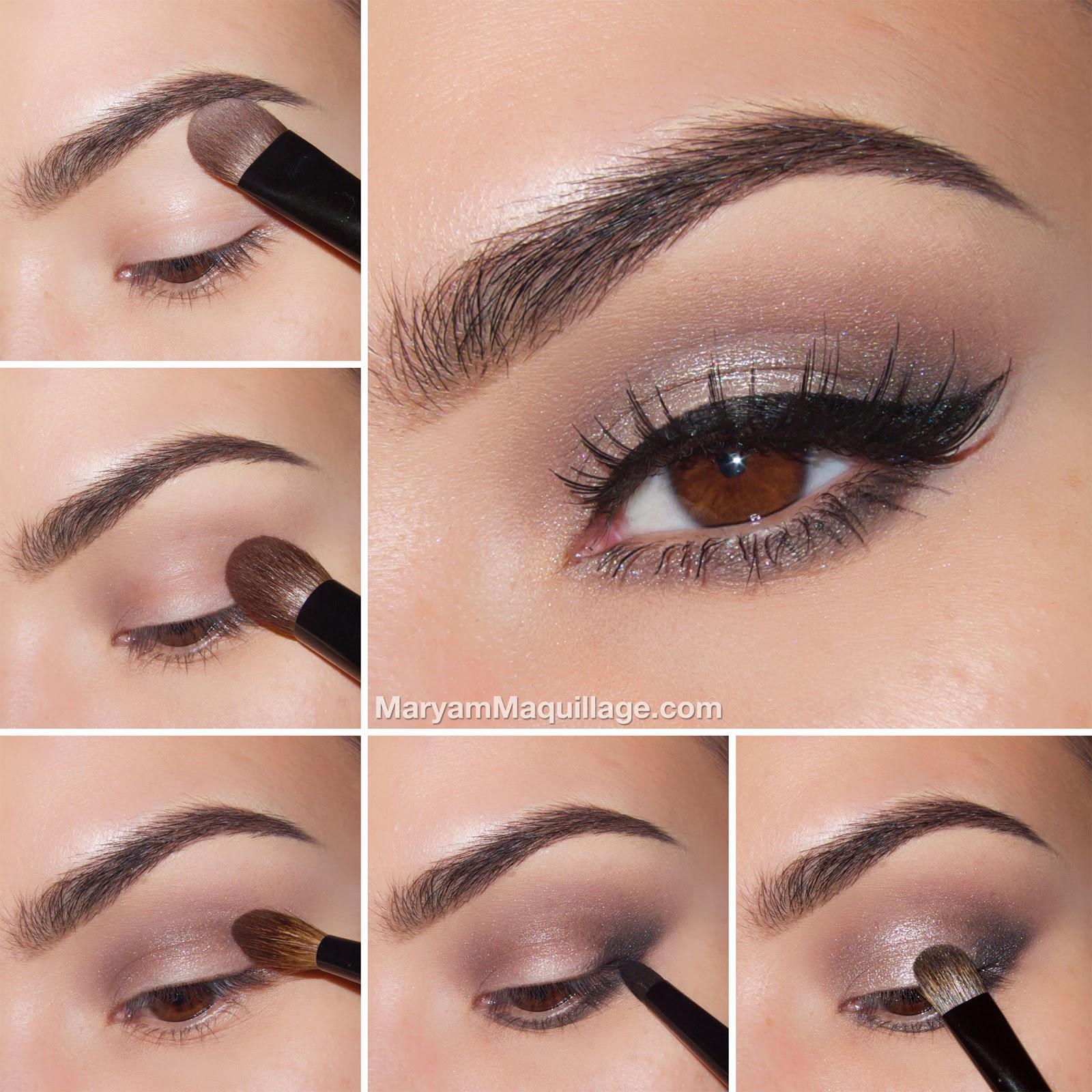 Maryam Maquillage Quot City Smokey Quot Makeup With Wayne Goss The Eye Set