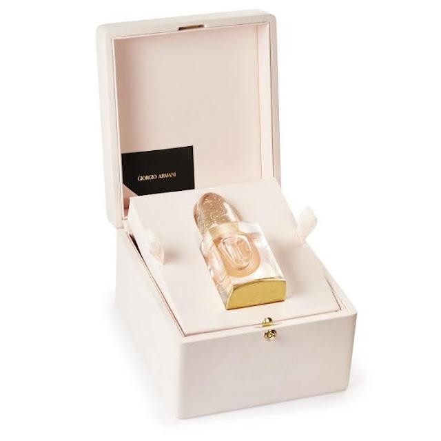 Armani Si w wersji Murano Gold - edycja limitowana