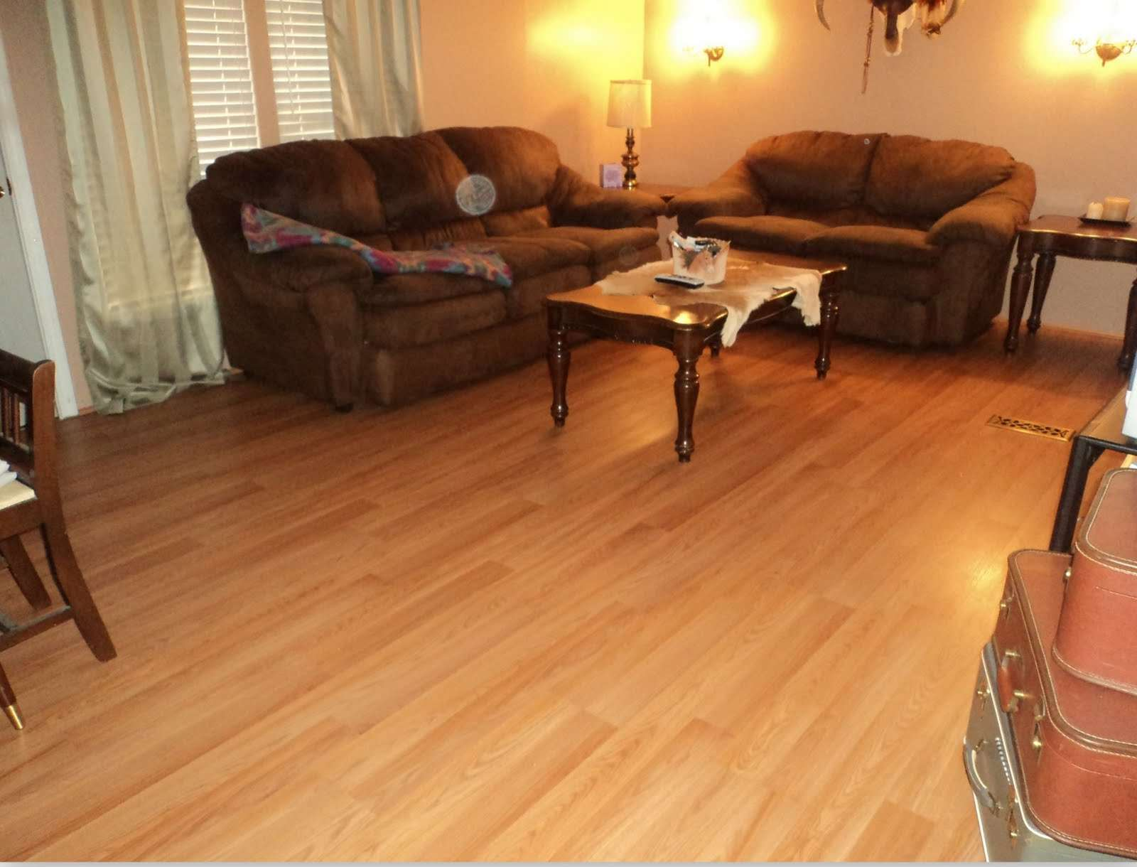 Hardwood Flooring For Living Room
