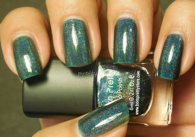 Born Pretty Dark Green (#12)