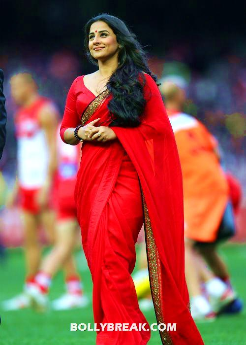 Vidya Balan in Red - (5) - POLL - Who looks Hottest in Red? 