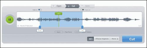 Outils en ligne pour diter l 39 audio vid o d couper fusionner convertir nootle - Couper un fichier audio en ligne ...