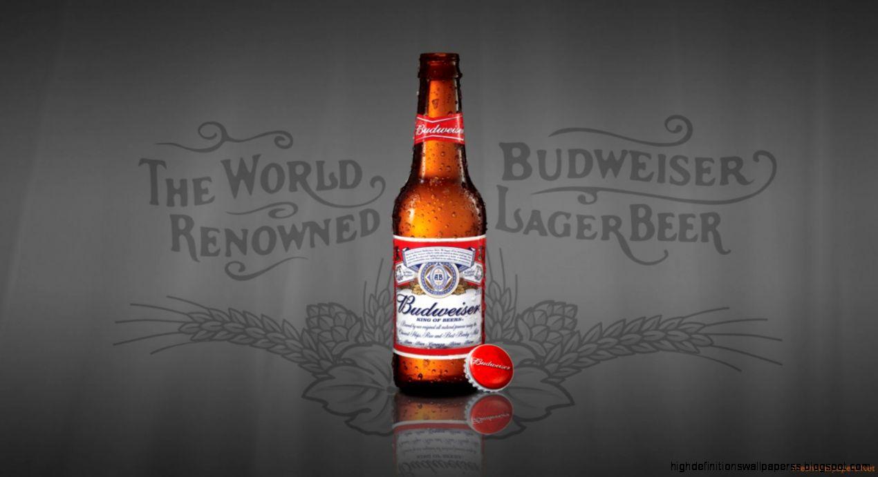 budweiser beer logo brand hd wallpaper desktop high