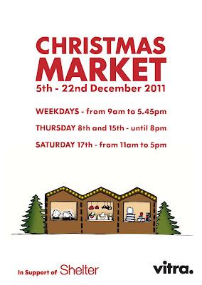 Vitra Christmas Market 2011
