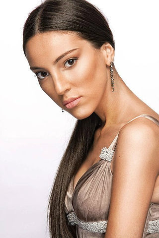 Miss Georgia World 2012 Salome Khomeriki