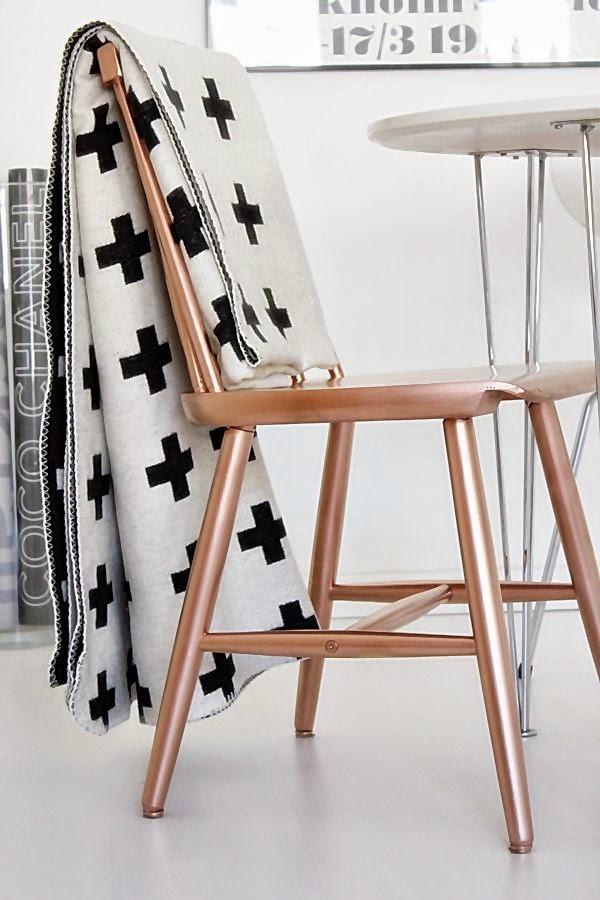 tendencia-decoracao-cobre-cadeira