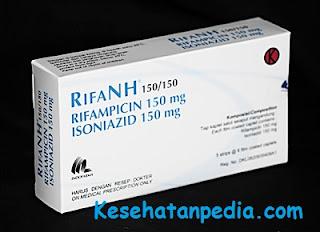Efek samping Rifampisin dan INH