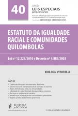 Estatuto da Igualdade Racial e Comunidades Quilombolas
