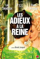 Película Gay: Les adieux á la reine