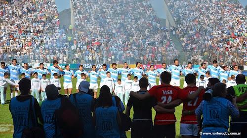 Los Pumas cerraran el 2015 ante Barbarians