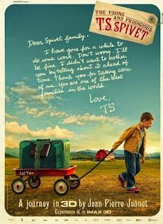 Ver: El extraordinario viaje de T.S. Spivet (2013) ()