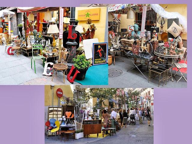 Mercado de antigüedades DecorAccion 2013