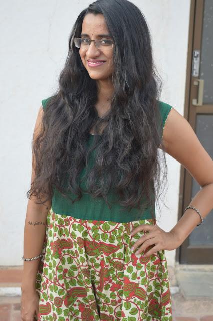 My Desi Girl Look with Priniva image