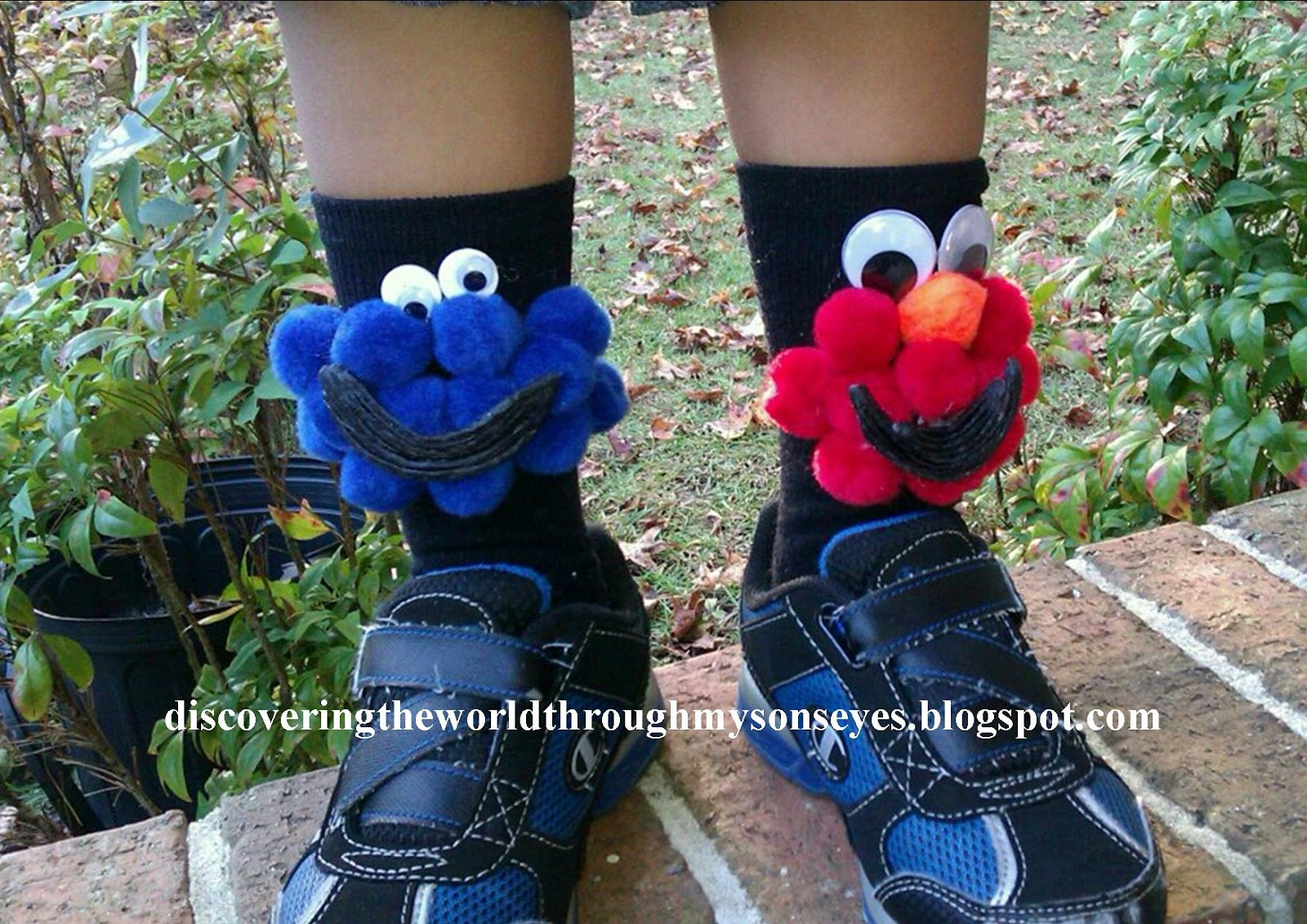 With crazy socks would love to hear your comments about our crazy