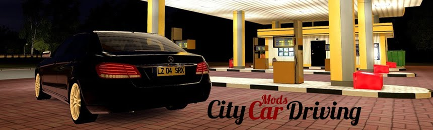 City Car Driving Mods