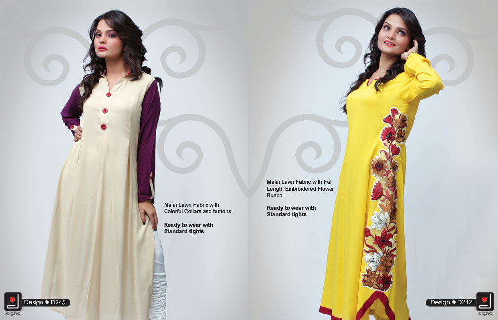 DichaKurti2013Volume 3252822529 - Dicha Long Kurti Collection 2013