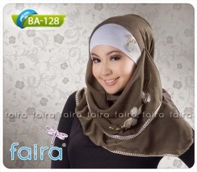 jilbab faira keren