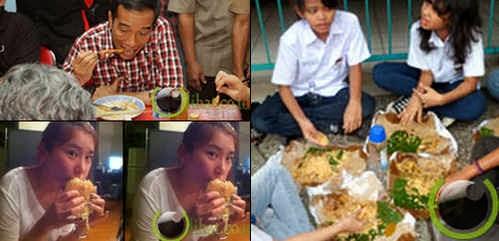 5 Makanan Enak yang lebih Nikmat Dimakan Menggunakan Tangan