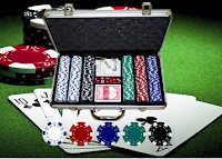 Buy Diced Poker Chip set 300 chips With Silver Case at Rs 1399 :buytoearn